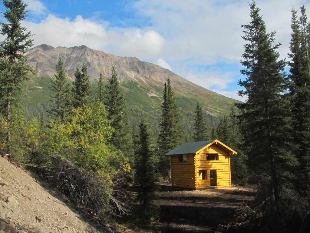 Cabin Setting 1